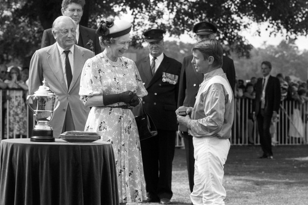 Horse Racing - King George VI and The Queen Elizabeth Diamond Stakes - Ascot